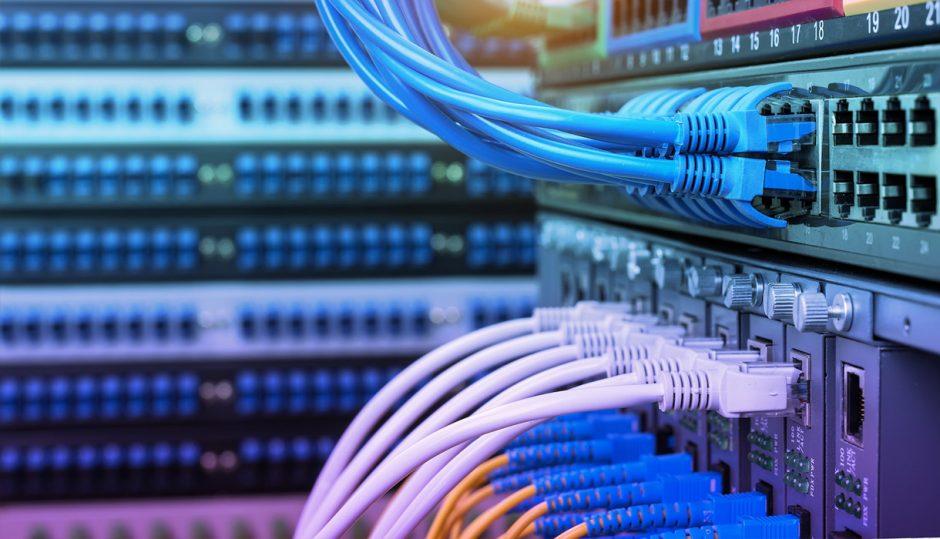 fiberoptik veya bakır kablo altyapısı netfom bursa