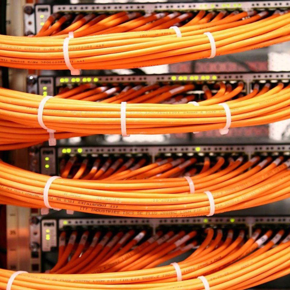 yapısal kablolama çözümleri netfom da